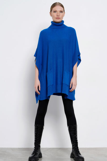 Blouse - Electric Blue O/S