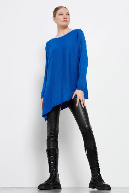 Blouse - Electric Blue S