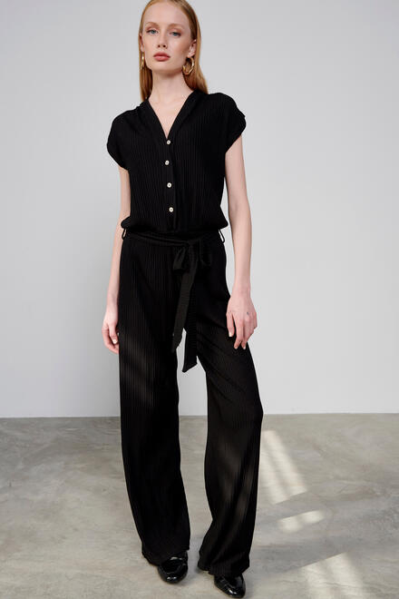Jumpsuit - Black XL