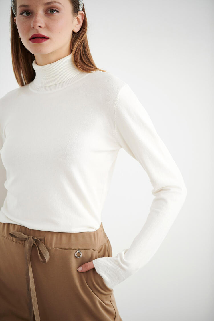 Blouse - Off White M