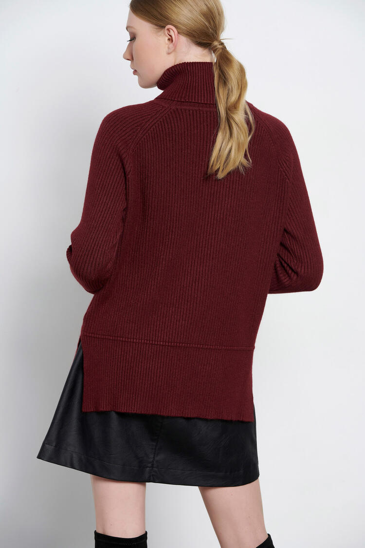Blouse - Red O/S