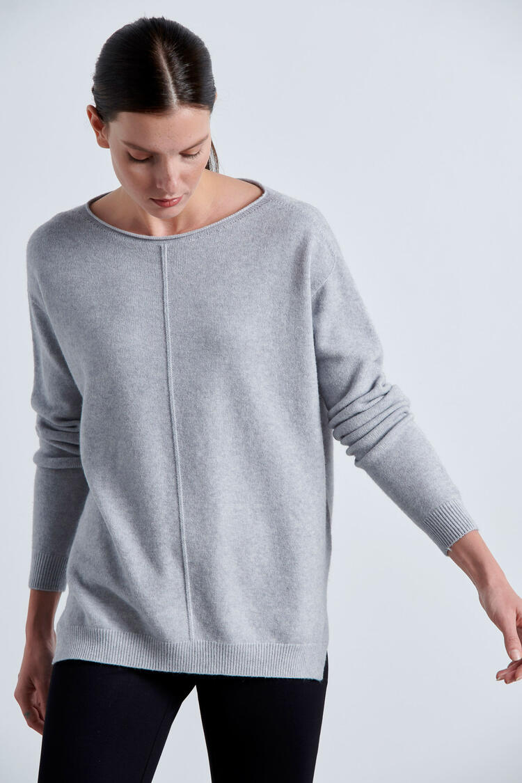 Blouse - Grey S