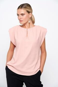 Blouse - Pink M
