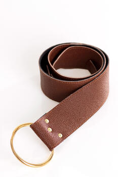 Belt - Taupe O/S