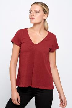 Blouse - Red S